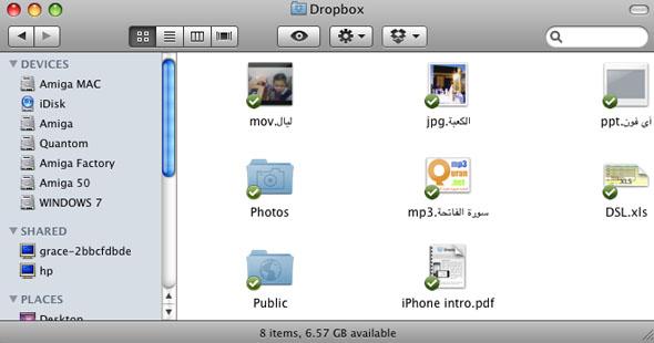 Dropbox ������ ������� �������