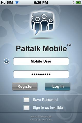تحميل برنامج paltalk برنامج مميز لاجراء المحادثات والمكالمات الصوتية والفيديو مجانى