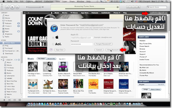 iTunesAccount