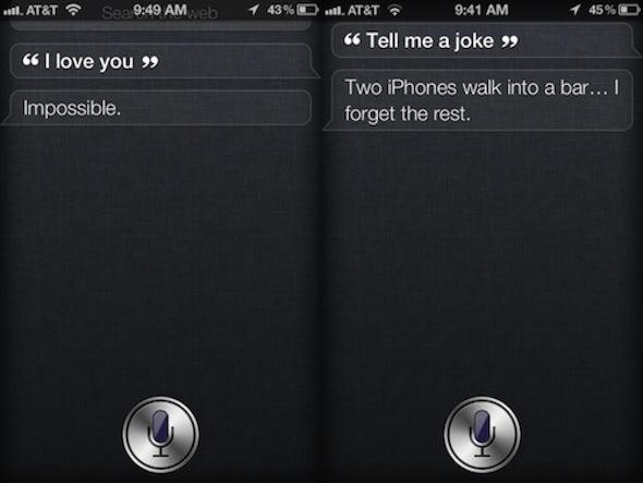 [iPhone] إضحك سيري